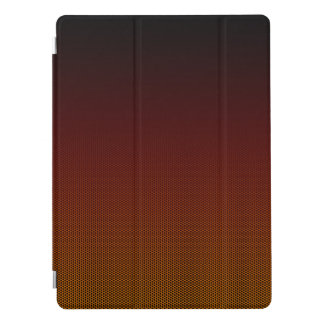 "Orange Crush Hex 12.9"" iPad Pro Cover"