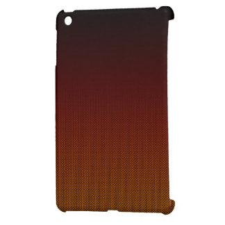 Orange Crush Hex Case For The iPad Mini