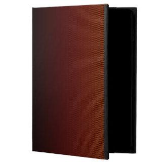 Orange Crush Hex iPad Air Cover