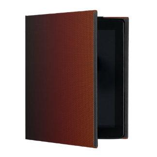 Orange Crush Hex iPad Case