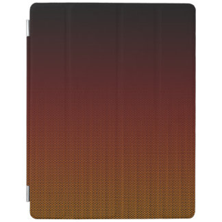 Orange Crush Hex iPad Cover