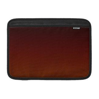 Orange Crush Hex MacBook Air Sleeve
