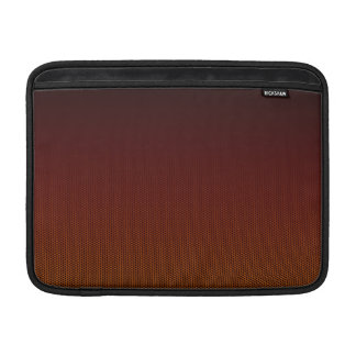 Orange Crush Hex Sleeve For MacBook Air