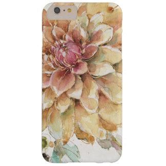 Orange Dahlia Barely There iPhone 6 Plus Case