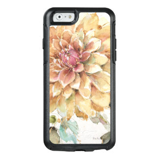 Orange Dahlia OtterBox iPhone 6/6s Case