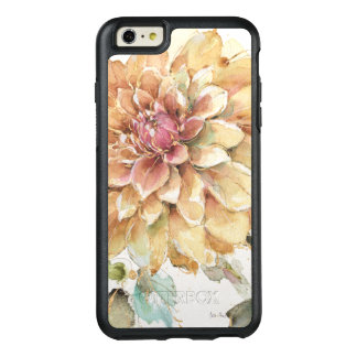 Orange Dahlia OtterBox iPhone 6/6s Plus Case