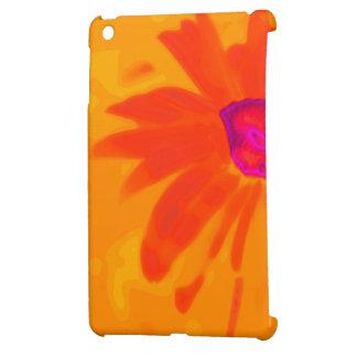 Orange Daisy iPad Mini Covers