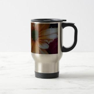 Orange Daisy Coffee Mugs