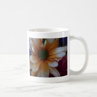 Orange Daisy Mugs