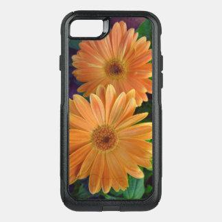 Orange Daisy OtterBox Commuter iPhone 8/7 Case