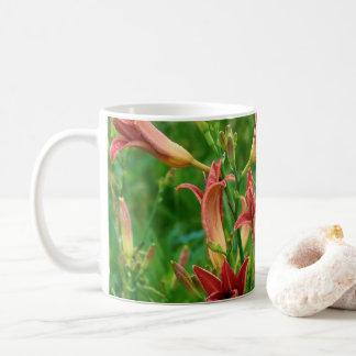 Orange Daylilies Summer 2016 Coffee Mug