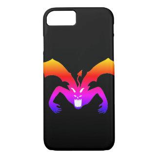 Orange Devil iPhone 8/7 Case