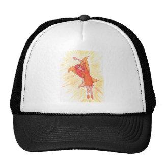 Orange Fairy Cap