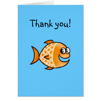 Fish Thank You Gifts T Shirts Art Posters Other Gift