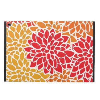 Orange Flower Modern Contemporary Powis iPad Air 2 Case