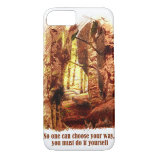 Orange Forest iPhone 8/7 Case