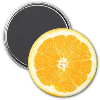 Orange Fruit Foodie  Magnet
