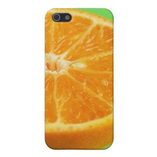 Orange Fruit Half Slice Case For iPhone 5/5S