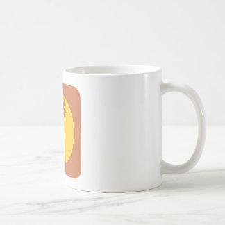 Orange Fruit Icon Coffee Mugs