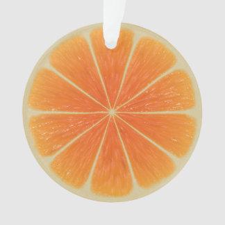Orange Fruit Ornament