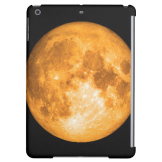 orange full moon case for iPad air