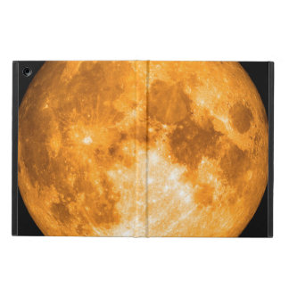 orange full moon cover for iPad air