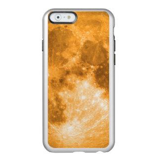 orange full moon incipio feather® shine iPhone 6 case