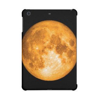 orange full moon iPad mini retina case