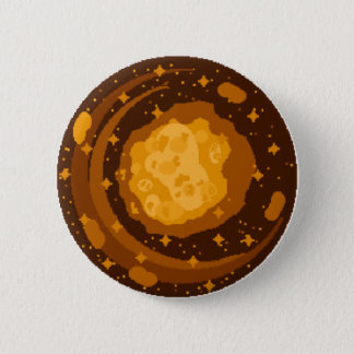 Orange Galaxy Button