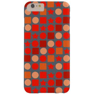 Orange Geometrics on HTC Vivid / Raider 4G Cover