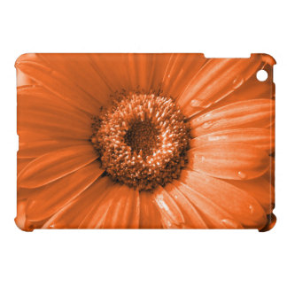 Orange Gerbera Daisy Case For The iPad Mini