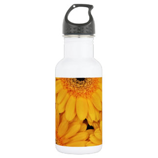 Orange Gerberas 532 Ml Water Bottle