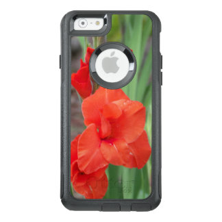 Orange Gladiolas OtterBox Commuter iPhone Case
