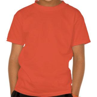 Orange Happy Halloween Pumpkin T Shirts