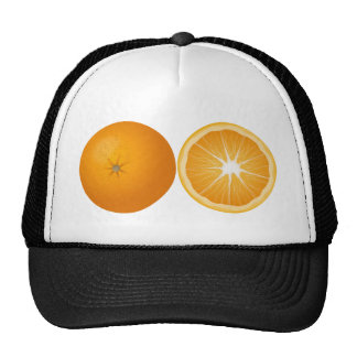 Orange Trucker Hats