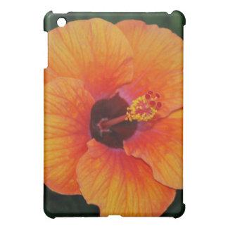 Orange Hibiscus  iPad Mini Cover