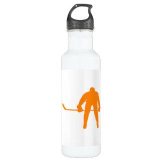 Orange Hockey 710 Ml Water Bottle