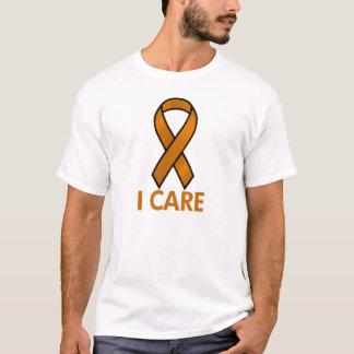 ORANGE I CARE AWARENESS RIBBON T-Shirt