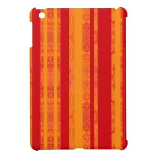 orange iPad mini case