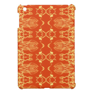 orange iPad mini cover
