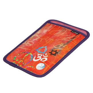 Orange iPad Sleeve