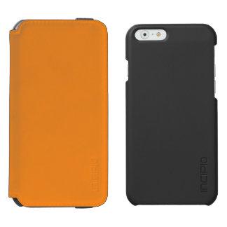 Orange Incipio Watson™ iPhone 6 Wallet Case