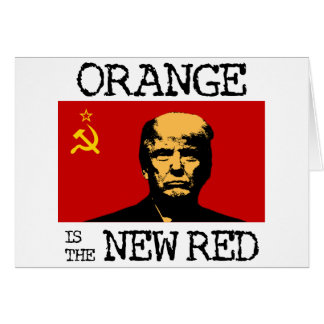 Orange Is The New Red Card