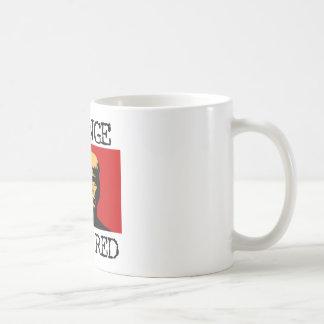 Orange Is The New Red Coffee Mug