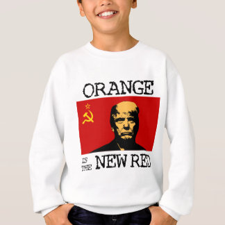 Orange Is The New Red Sweatshirt