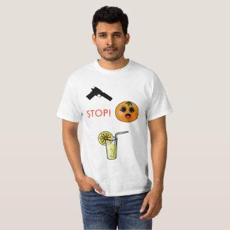 Orange Juice Production T-Shirt