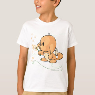 Orange Kacheek wishing on a dandelion Shirts