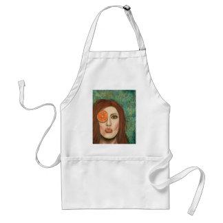orange kiss standard apron