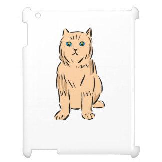 Orange Kitten Case For The iPad