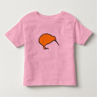 Orange Kiwi Ringer Kids Shirt